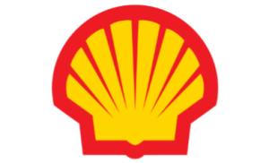 Shell logo slider